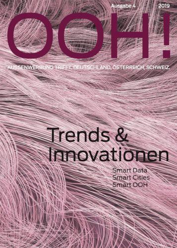 OOH Magazin Cover